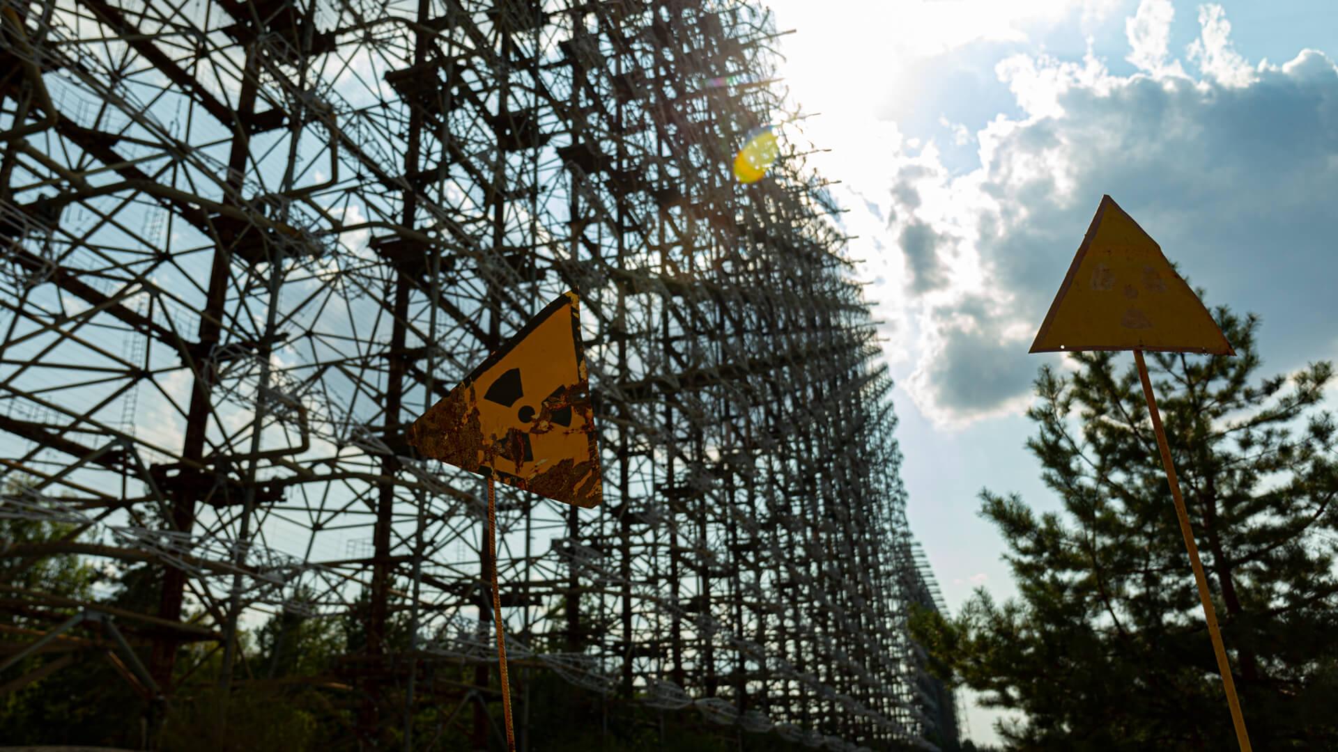 """Featured image for """"Dokumentarfilmdreh im verstrahlten Tschernobyl"""""""